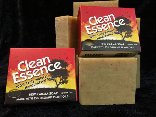 New Karma Soap