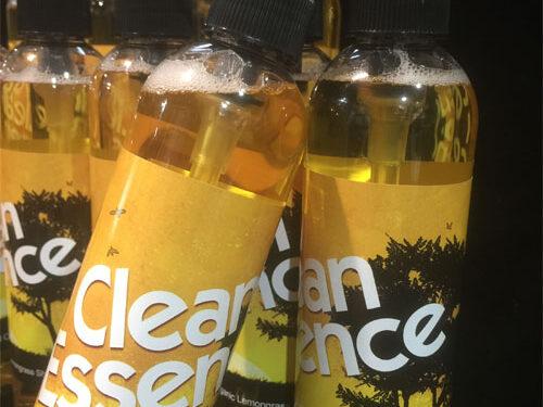 Lemongrass Organic Shampoo / Liquid Soap