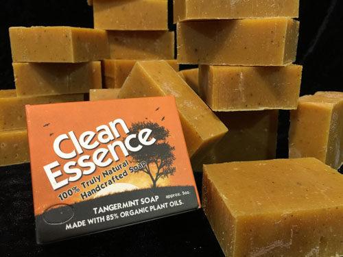 Tangermint Soap
